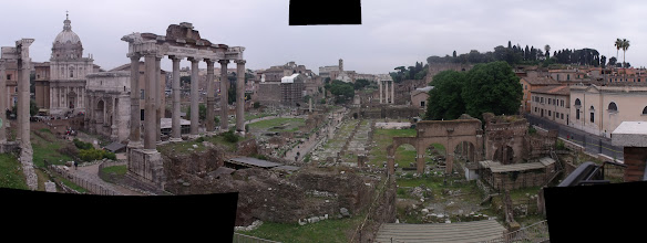 Photo: Forum overview.