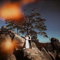 Wedding photographer Roksolyana Miron (lyanausyamyron). Photo of 27.09.2018