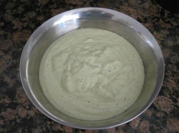 Greek Yogurt Green Goddess Dressing Recipe