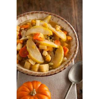 Slow Cooker Harvest Stew.