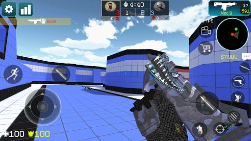Strike team  - Counter Rivals Online 2.8 screenshots 6