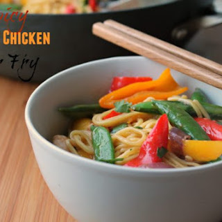 Spicy Chicken Stir Fry With Vegetables Recipes