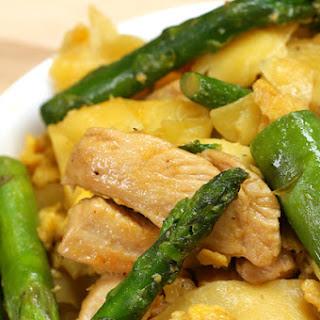 2. Chicken & Egg Stir Fry