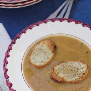 Garbanzo Bean Soup.
