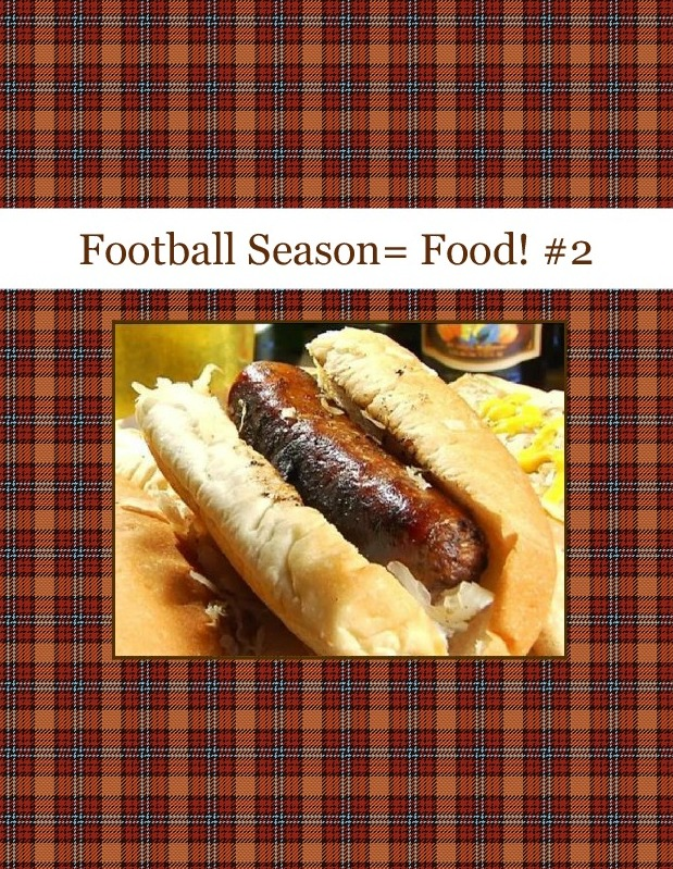 Football Season= Food!  #2
