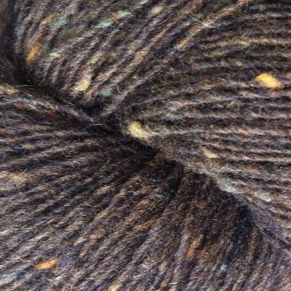 Isager Tweed, Chocolate
