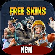 MySkinsFBR: Free Skins Battle Royale new Skins