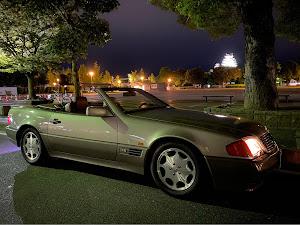 SL  '92 R129 500SLのカスタム事例画像 Classic Mercさんの2020年09月20日17:45の投稿
