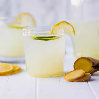 Sugar-Free Ginger Lemonade Recipe (Low-Carb, Keto) Recipe