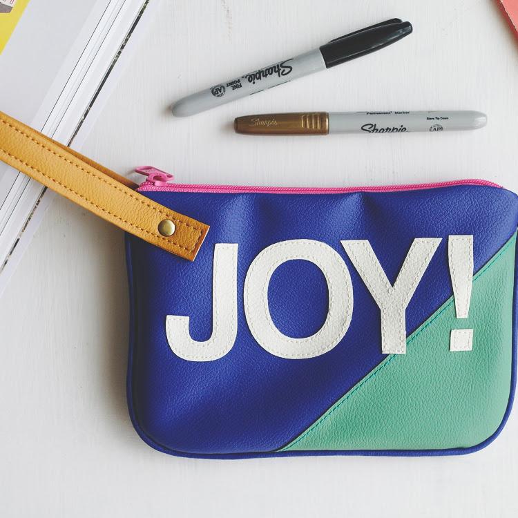 The Joy Bag by L.A.R.K