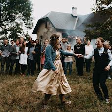 Wedding photographer Vítězslav Malina (malinaphotocz). Photo of 02.09.2018