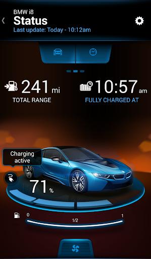 BMW i Remote 1.7.2.ECE screenshots 1