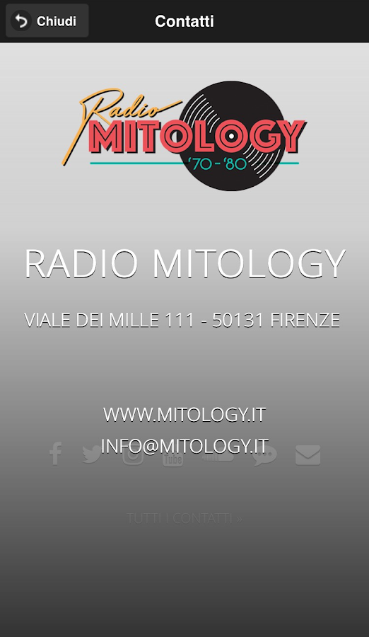 Mitology 70-80- screenshot
