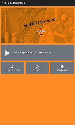 Web Rádio Misturebas