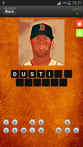 玩免費益智APP|下載Baseball Player Quiz Trivia app不用錢|硬是要APP