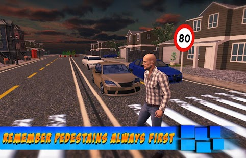 Driving Test Simulator: School- screenshot thumbnail