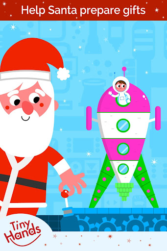 Christmas Toy Factory for Kids
