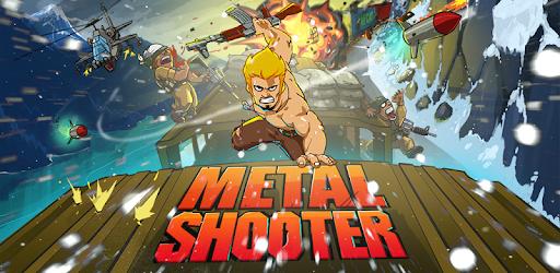 Metal Shooter: Super Soldiers captures d'écran