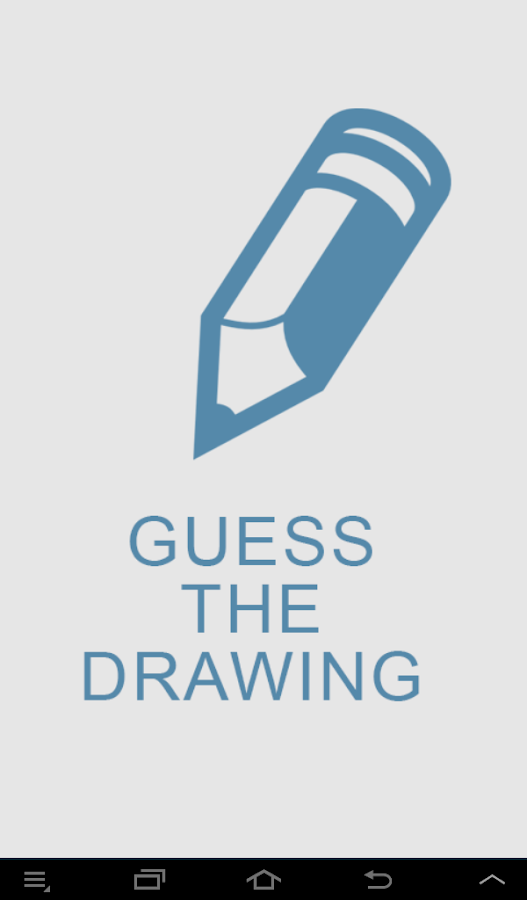 Guess The Drawing Quiz Game - Android Apps on Google Play
