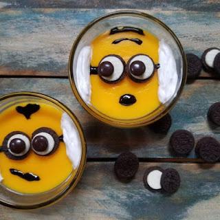 Despicable Me 3 Minion BANANA Pudding Dessert Recipe