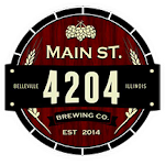 4204 Main St. Salted Caramel Pecan Brown Ale