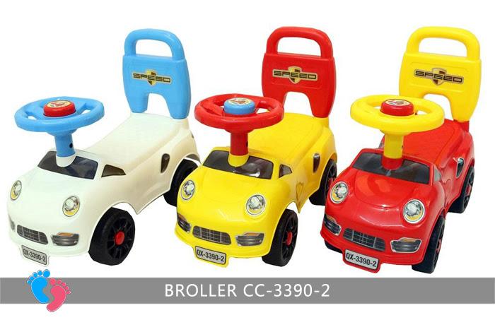 Chòi chân ô tô cho bé Broller CC-3390-2 1