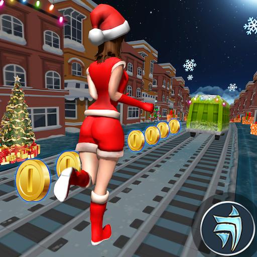 Subway Santa Run - Endless Rush (game)