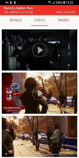 GameStop screenshots 3