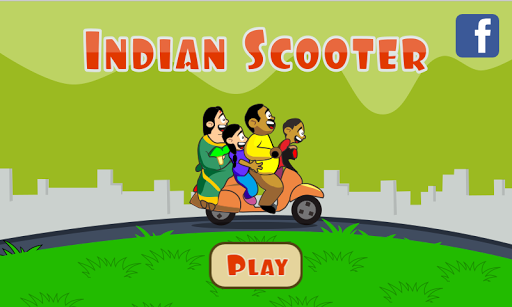 Indian Scooter