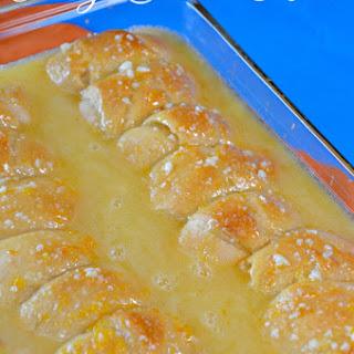 Stuffed Orange Rolls