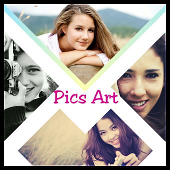 Pics Art Collage