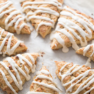 Maple Butterscotch Scone