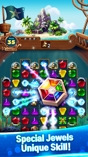 Jewels Fantasy : Quest Temple Match 3 Puzzle 1.6.7 screenshots 5