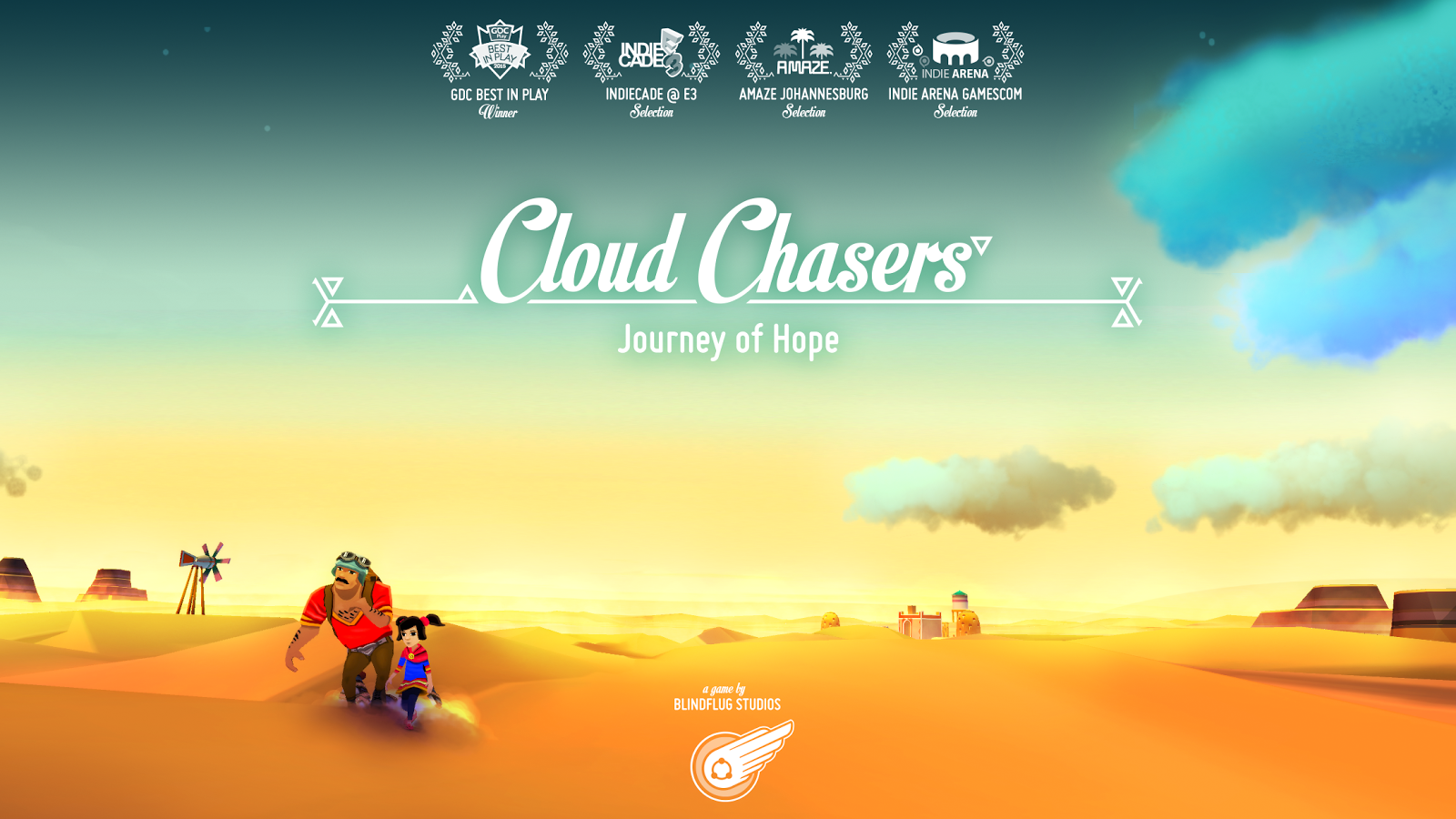 Cloud Chasers- screenshot