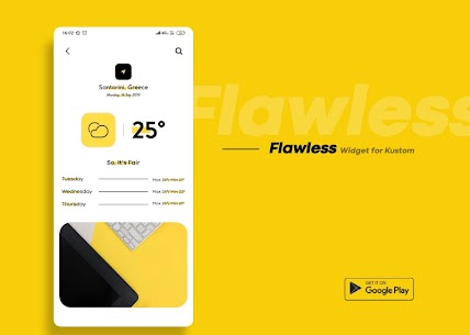 Flawless KWGT 10.0 Paid Latest APK Free Download 2