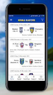 Kerala Blasters Unofficial - náhled