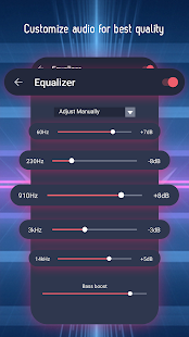 Music Player - Mp3 Player & Offline Music Screenshot