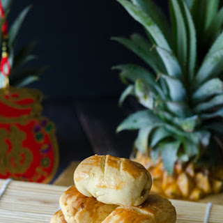 Buttery & Crumbly Pineapple Tarts (凤梨酥)