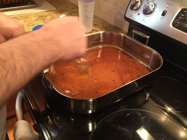 Gradually Add Liquid Until Gravy Is The Perfect Consistency