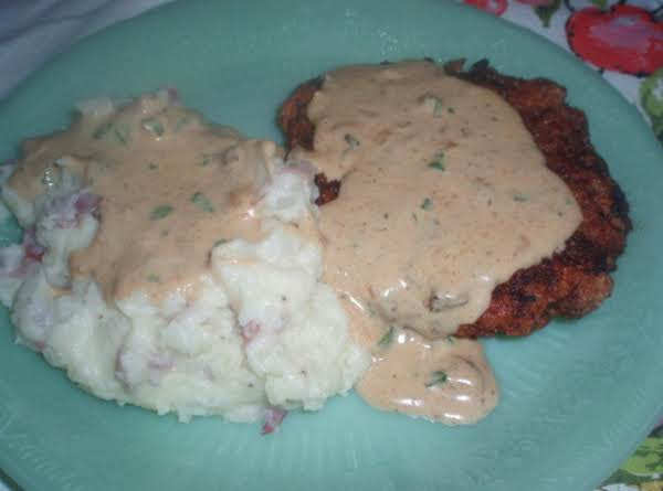 Bunyan's Diabetic Chicken Fried Steak