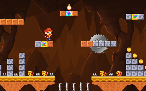 Super Jabber Jump 2 game (apk) free download for Android/PC/Windows screenshot