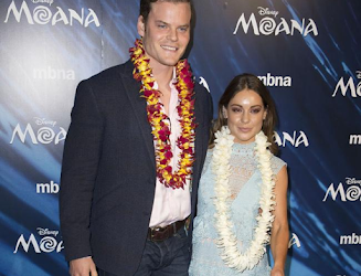 Ryan Libbey and Louise Thompson are 'Team Tiff'