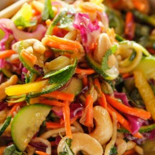 Lighter Asian Noodle Salad Recipe