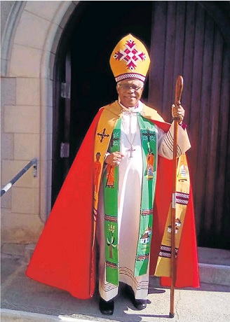 Nceba Bethlehem Nopece, the Anglican bishop of the diocese of Port Elizabeth will retire after 27 years of service