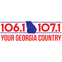 106.1 & 107.1 Your GA Country icon