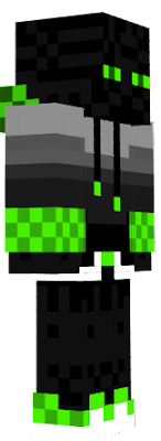 This is the enderman that i make by my self. If you want uou can take of all clothes. I am bad in english.