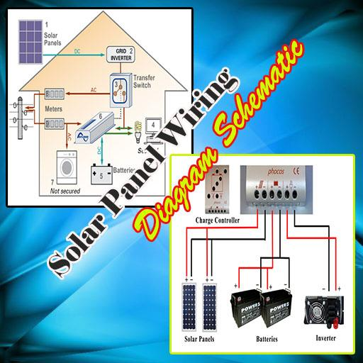 Solar Panel Wiring Diagrams Apps On Google Play