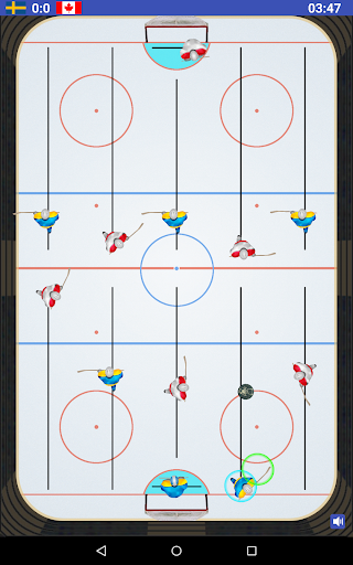 Table Hockey 2015