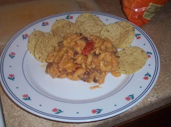 Chicken Fiesta Chili Mac