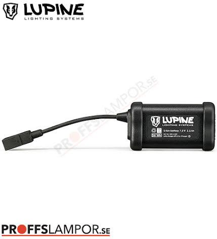 Tillbehör Batteri Lupine Hardcase 3.5 Ah